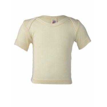 Wol zijde shirt van Engel