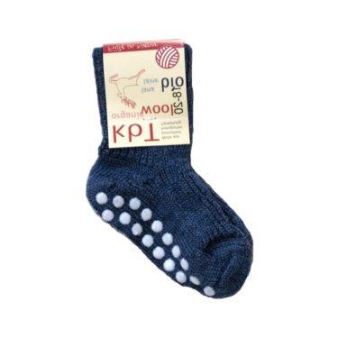 Hirsch antislip sokken jeans
