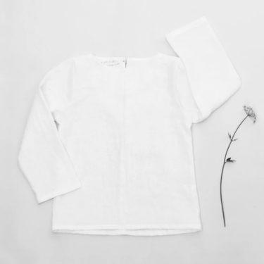 Simply Grey linnen shirt